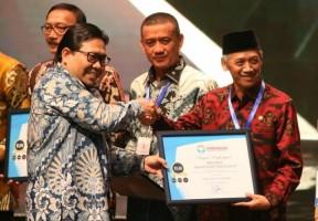 Pringsewu Terima Penghargaan Predikat Kepatuhan Tinggi dari Ombudsman