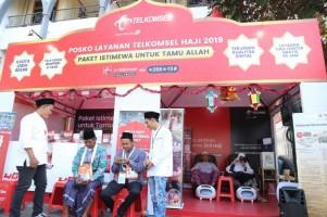 Produk dan Layanan Telkomsel Janjikan Kenyamanan Jamaah Haji