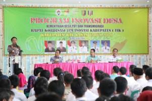 Program Inovasi Desa Upaya Pemerintah untuk Tingkatkan Kapasitas Desa