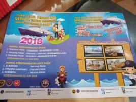 Program Mudik Gratis Kapal Laut Tanjung Priok-Panjang Sisakan 184 Slot Pendaftar