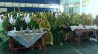 Program Muslimat NU BawaKampung Varia Agung Ikuti Lomba Aswaja