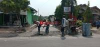 Program Padat Karya, Desa Seloretno Bangun Infrastruktur dan Berdayakan Warga