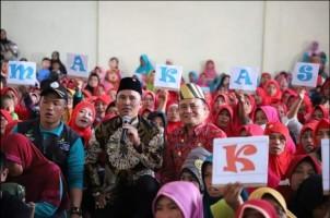 Program Pemerintahan Jokowi Terbukti Tingkatkan Perekonomian Lambar