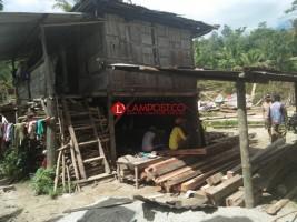 Rehabilitasi Rumah Tak Layak Huni di Pekon Buaynyerupa Disalurkan Secara Tunai