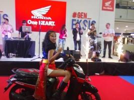 Promo Ro-Ti Honda Genio, DP Murah dan Potongan Tenor