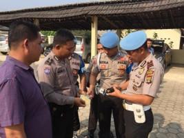 Propam Lakukan Penegakan Ketertiban dan Disiplin Polisi