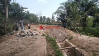 Proyek Irigasi di Merbau Mataram Dikeluhkan Warga