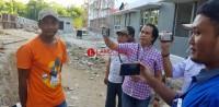 Proyek Rusunawa Tubaba Tak Rampung