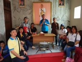PSMTI Bandar Lampung Bagikan 64 Bingkisan ke Warga Kurang Mampu