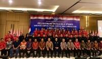 PSMTI Lantik Tiga Pengurus Kabupaten dan Kota