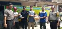 PT Budi Starch dan Sweetener Salurkan 1200 Sembako ke 4 Kampung