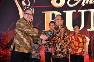 PT EDII Raih Penghargaan Pada 8th Anugerah BUMN Award 2019