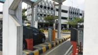 PT HMA Mundur,  Parkir Diambil Alih Bandara