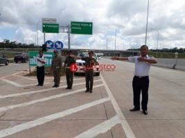 PT Hutama Karya Tidak Izinkan Akses Jalan Tol Selama MTQ