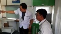 PT KAI Divre IV Beri Pengobatan Gratis di Ketapang