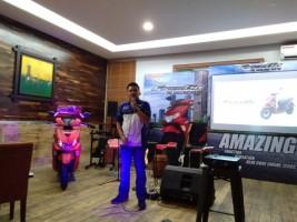 PT Lautan Teduh Resmi Meluncurkan Yamaha Free Go