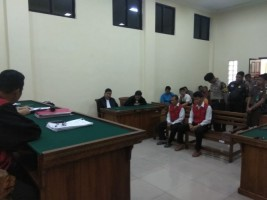 PT Perkuat Putusan PN Tanjungkarang Terhadap Bapak-Anak Pelaku Pembunuhan