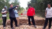 PT Waskita Diminta Perbaiki Jalan Rusak Akibat Kendaraan Proyek Tol