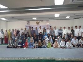 PTPN VII Gelar Buka Bersama dan Santuni Anak Yatim