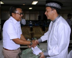PTPN VII Lepas 65 Jemaah Calon Haji