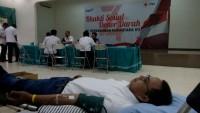 PTPN7 Gelar Donor Darah dan Cek Kesehatan Karyawan