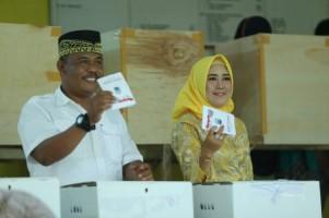 Pujianto Raih 1.349 Suara Pemilihan Kepala Desa Sabahbalau