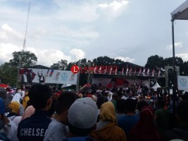 Pujo Siap Door to Dor Untuk Jokowi-Ma'ruf