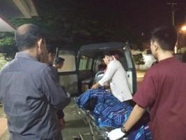 Pulang Kerja, Wartawan Meninggal Akibat Lakalantas