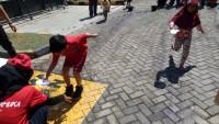 Puluhan Ibu dan Anak Semarakkan Lomba Kemerdekaan TDM Pramuka