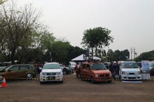Puluhan Komunitas Ramaikan Jambore Suzuki Club 2019