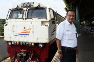 Puncak Arus Balik Pengguna Kereta Api Terjadi Hari Ini
