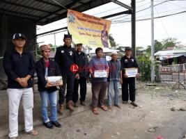 Punggawa Sekala Bekhak Galang Dana untuk Korban Tsunami