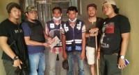 Pungli Atas Namakan Dishub, Dua Warga OKI Diamankan Polisi
