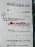 Pusat akan Bayar Lahan di Pulausebesi untuk Relokasi