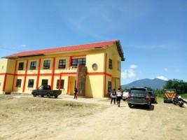 Pusat Pelayanan Polres Lamsel Pindah ke Wisma Atlet