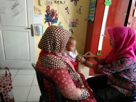 Puskesmas Gedongair Imunisasi di 63 Sekolah dan Posyandu
