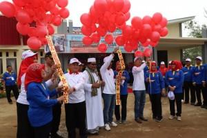 Puskesmas Lambar Layani Program Kesehatan Lansia