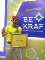 Pustaka Bergerak Lampung Raih IKAPI Award 2018 Literacy Promotor