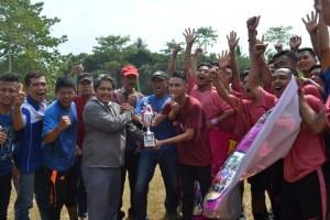 Putra PB Kampiun Liga 3 Zona Lampung