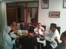 PWI Lampung Mantapkan UKW Angkatan XVIII