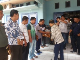 PWI Lampung Utara Beri Penghargaan Kepada Mitra