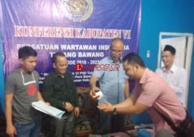 PWI Tulangbawang Undi Perjalanan Ibadah Umrah bagi Jurnalis