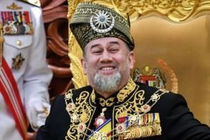 Raja Malaysia Batalkan Pesta HUT untuk Bantu Utang Negara
