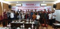 Rakerwil I BPW PAI Sukses dan Meriah