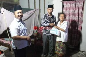 Ramadan, BUMDesa Lumintu Artha Berbagi Sembako