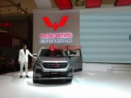 Ramaikan GIIAS 2018, Wuling Hadirkan Dua Produk Istimewa