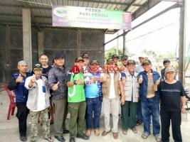 RAPI Lambar Galang dana Bantuan Gempa Paku dan Donggal