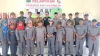 Rapi Lampung Diminta Mengabdi dan Berdedikasi