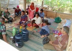 Rasa Takut Menyelimuti Pengungsi Bentrok di Register 45 Mesuji
