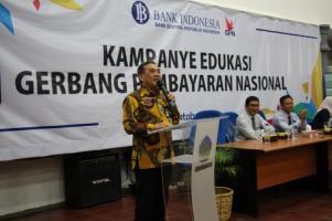 Ratusan Mahasiswa FEB Unila Ikuti Kuliah Umum Bank Indonesia